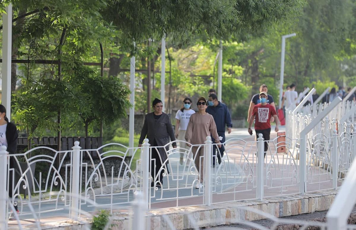 В Узбекистане полностью привились около 4,5 миллиона человек — статистика