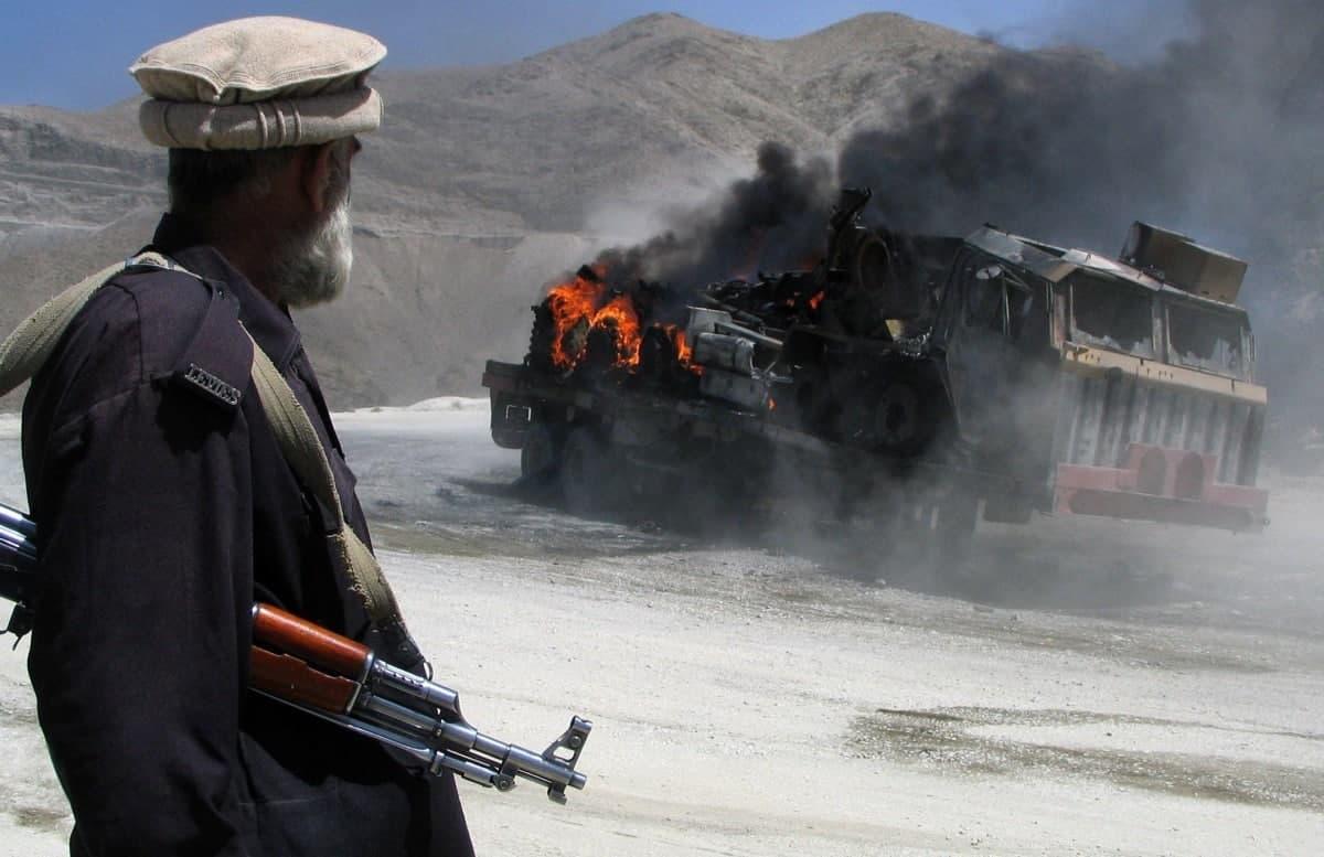 В Афганистане террористы «Исламского Государства» устроили засаду против талибов