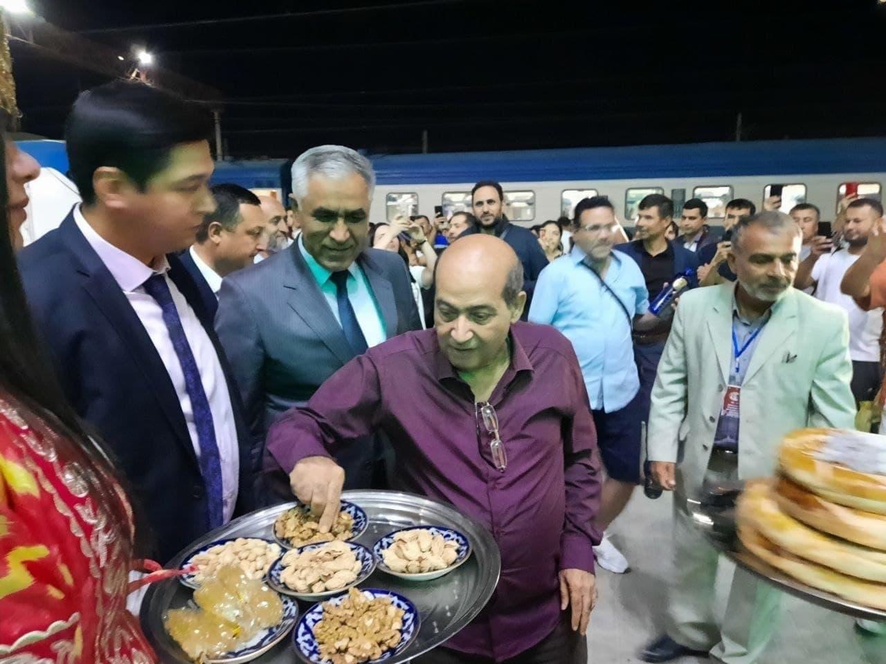 Гости Ташкентского международного кинофестиваля отправились в регионы республики