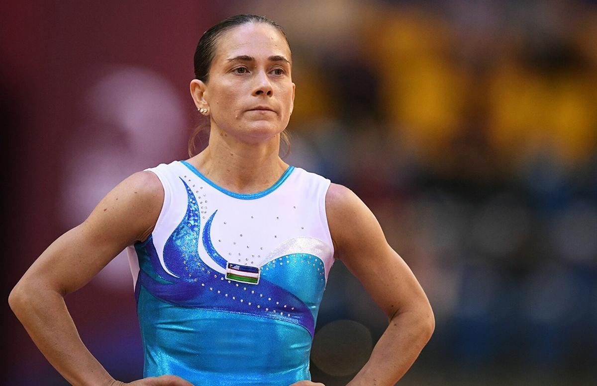 Оксана Чусовитина возвращается в спорт