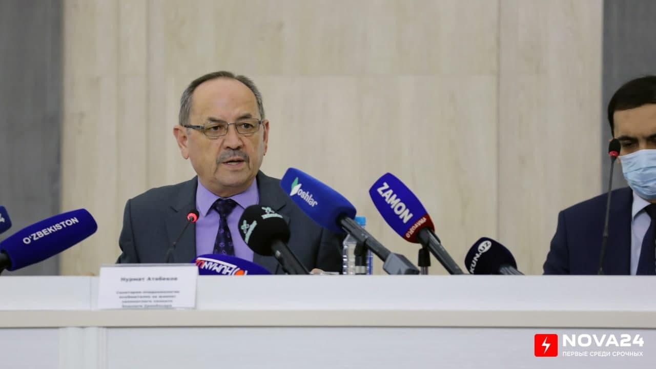 Нурмат Отабеков рассказал, почему вакцину Pfizer одобрили для подростков