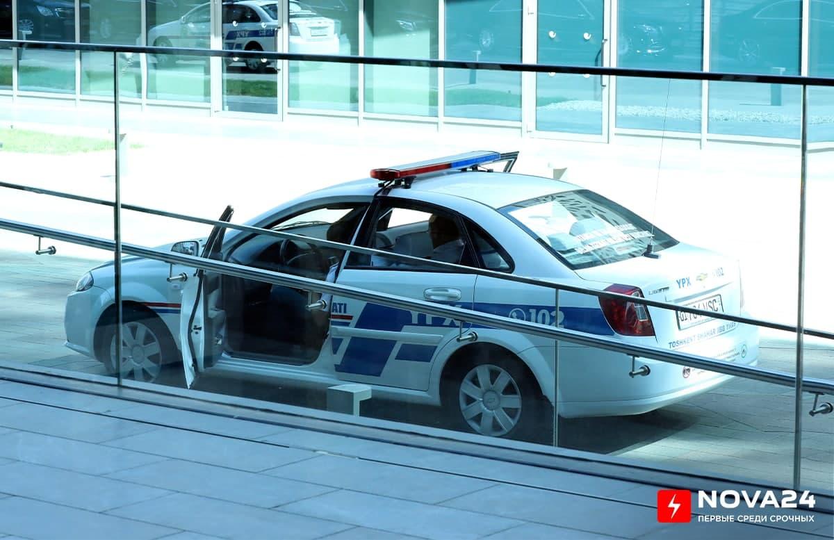 Погоня, завершившаяся скандалом: В Ташкенте сотрудники ДПС задержали опасного нарушителя