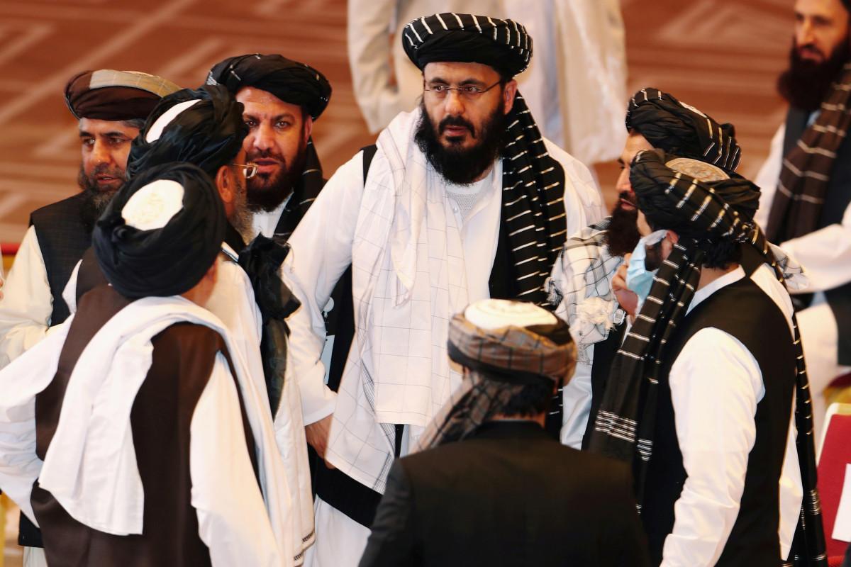 Талибы в Кабуле устроили званый обед для иностранных дипломатов