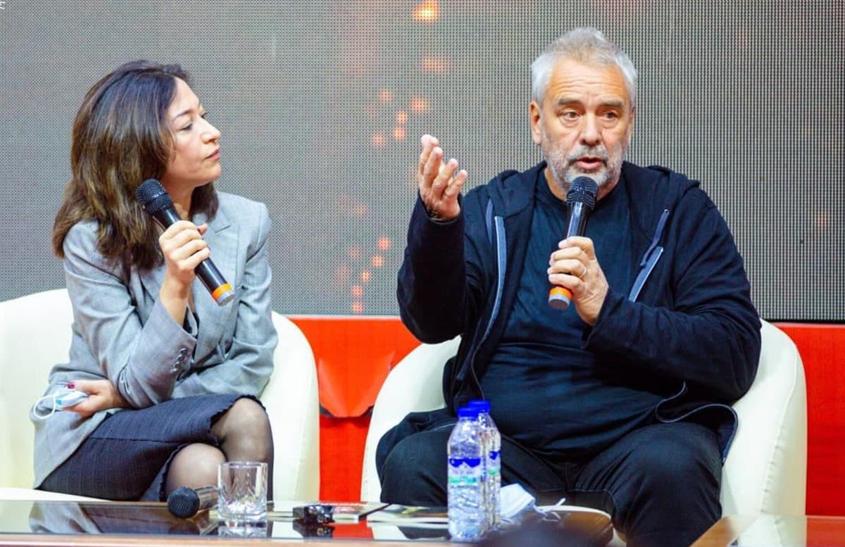 «Узбекские фильмы достойны премий Каннского кинофестиваля», — Люк Бессон