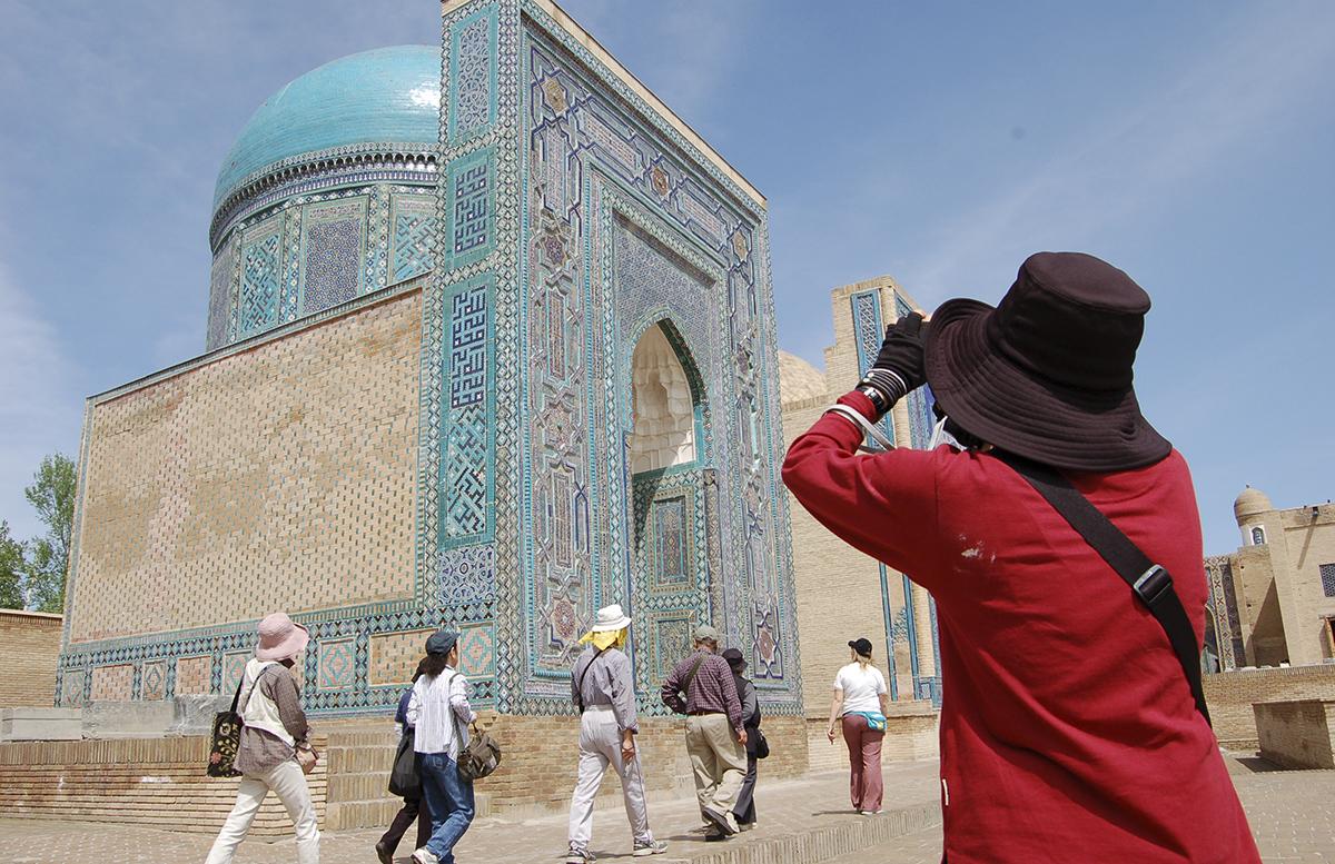 Британское издание включило Узбекистан в список умопомрачительных мест для отдыха