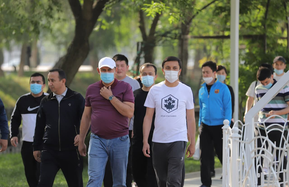 ВОЗ назвала загрязненный воздух фактором для тяжелого протекания COVID-19
