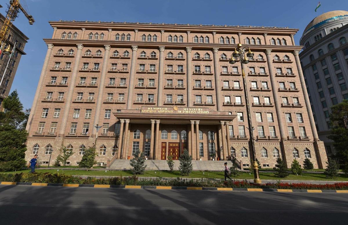 Таджикистан назвал условие для признания афганского правительства
