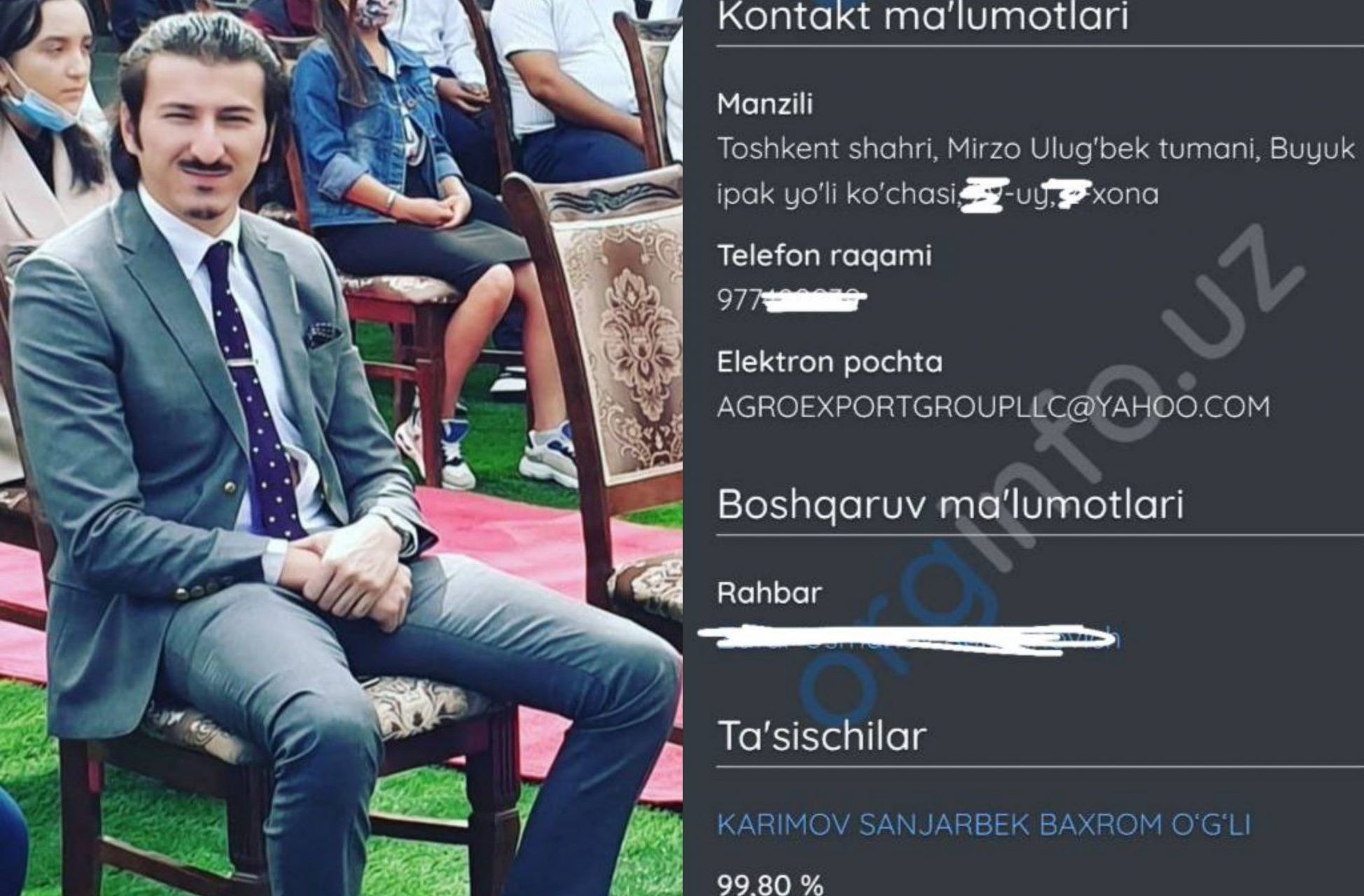 Узбекистанец сделал предложение своей девушке и подарил ей Bentley — видео