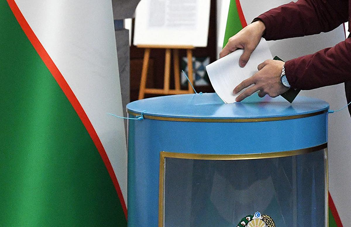 Узбекистанцам рассказали, с какими документами можно прийти на выборы президента