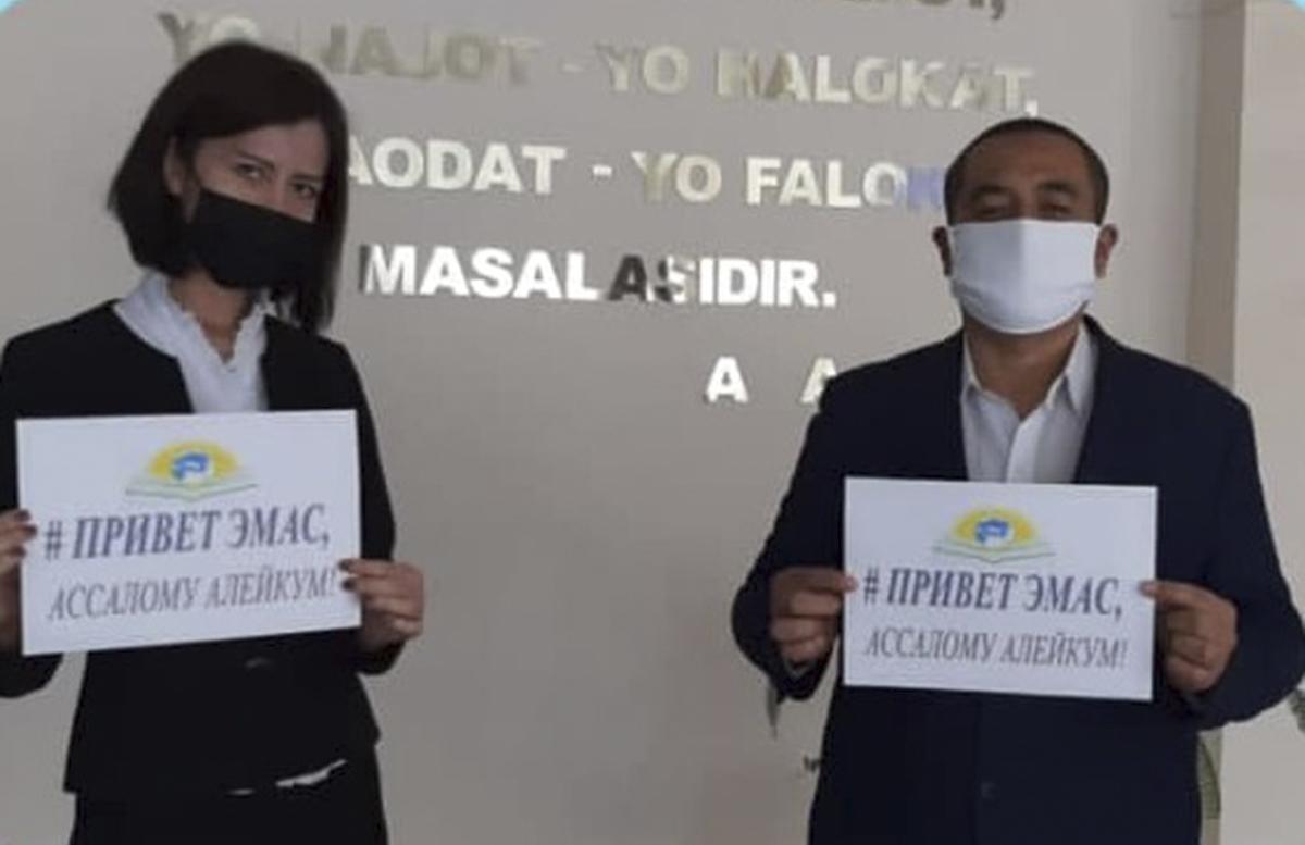 В Чирчикском хокимияте опровергли дискриминацию русского языка