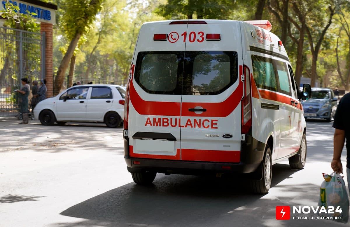 В Намангане шестилетний ребенок погиб под колесами грузовика