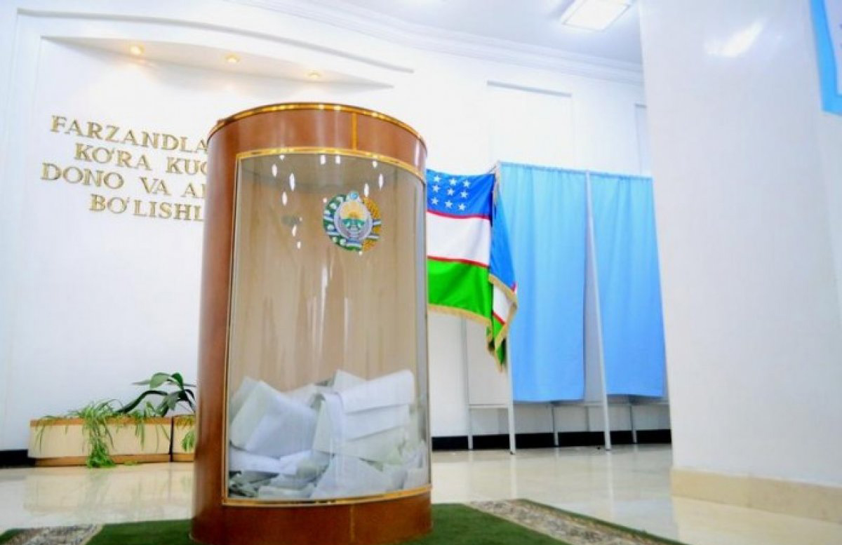 Стало известно, когда пройдет досрочное голосование по выборам президента Узбекистана
