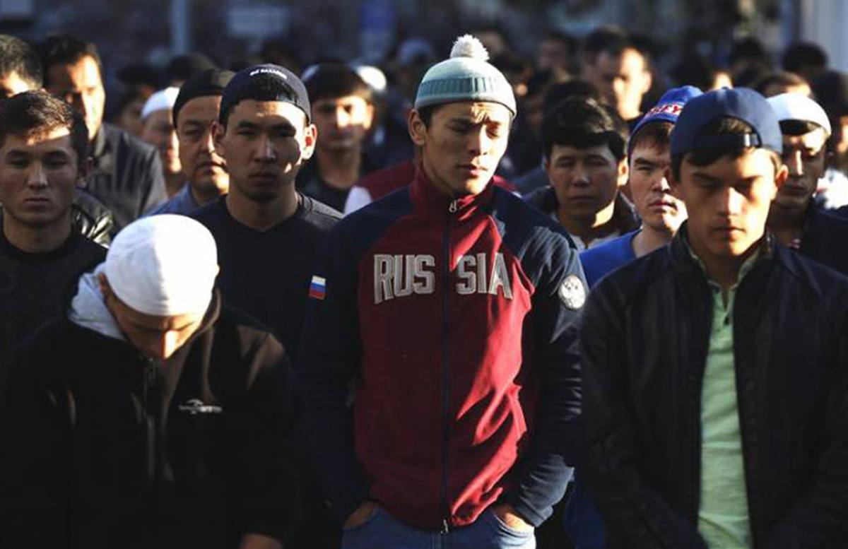 В Москве задержаны два узбекистанца, причастные к незаконному ввозу мигрантов