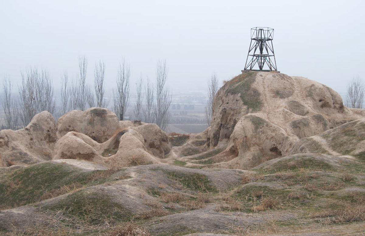 Городище «Шоштепа» не забыт: Минтуризма пообещало начать реставрацию в ближайшее время