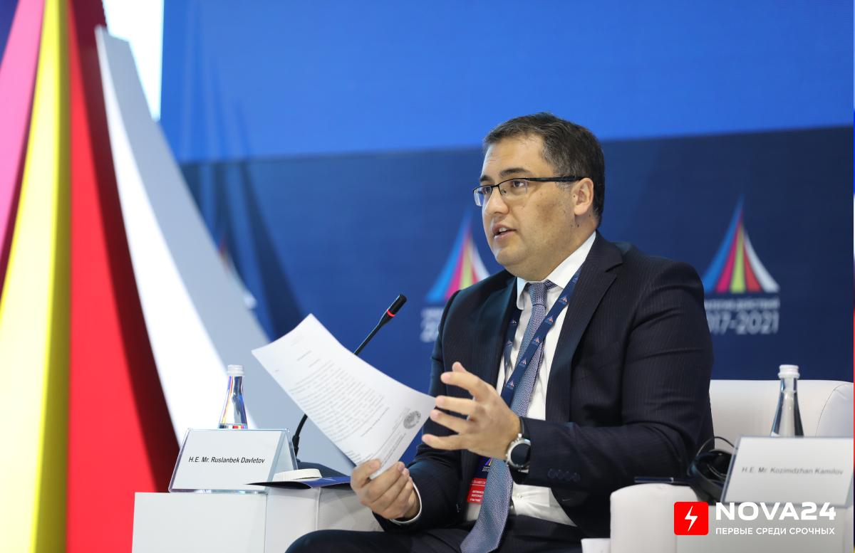 Минюст приветствует передачу определённых функций частникам, — Русланбек Давлетов