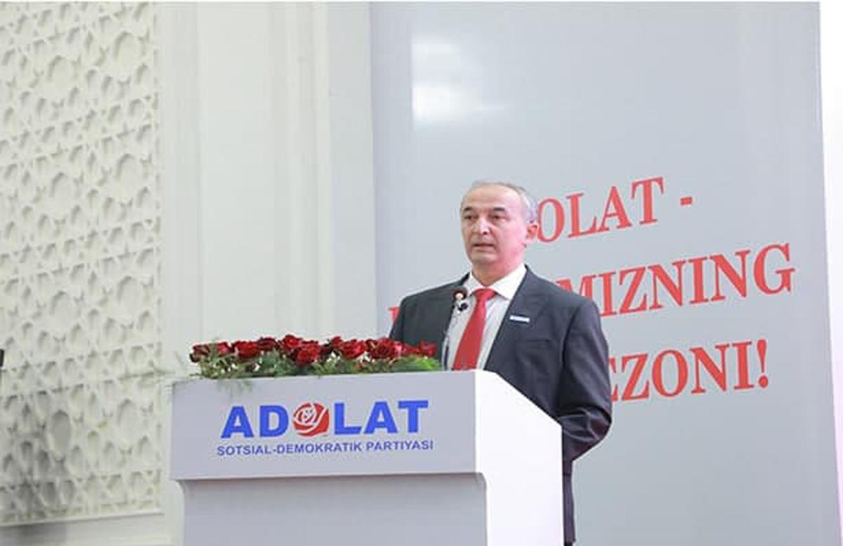 Бахром Абдухалимов пообещал усилить медицину и увеличить зарплату учителям