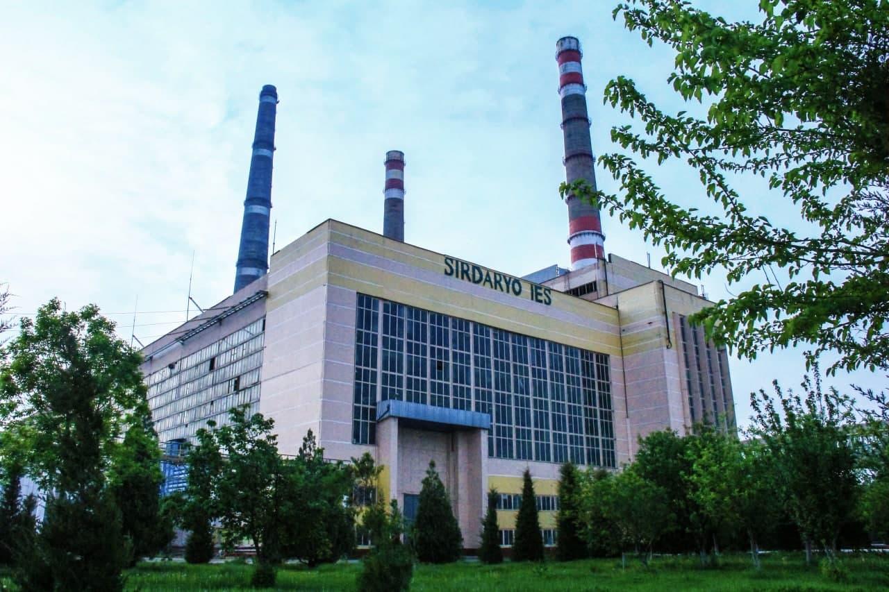 В Узбекистане завершили модернизацию Сырдарьинской ТЭС