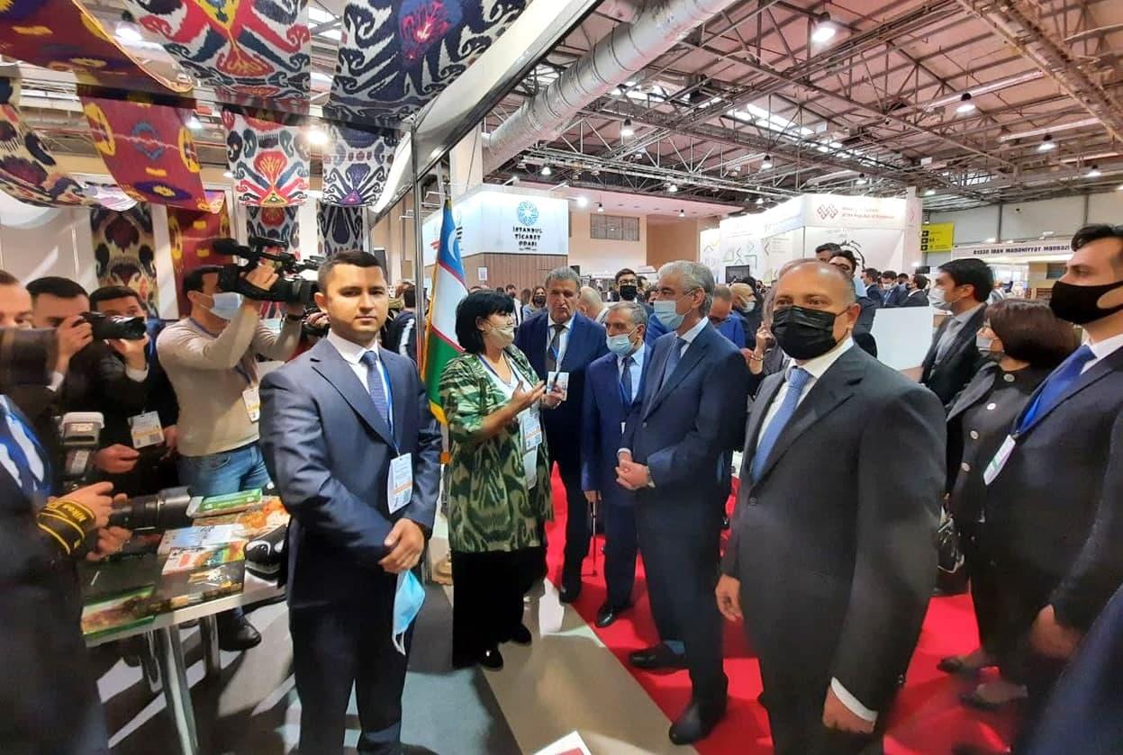 В Баку состоялось открытие Международной книжной ярмарки