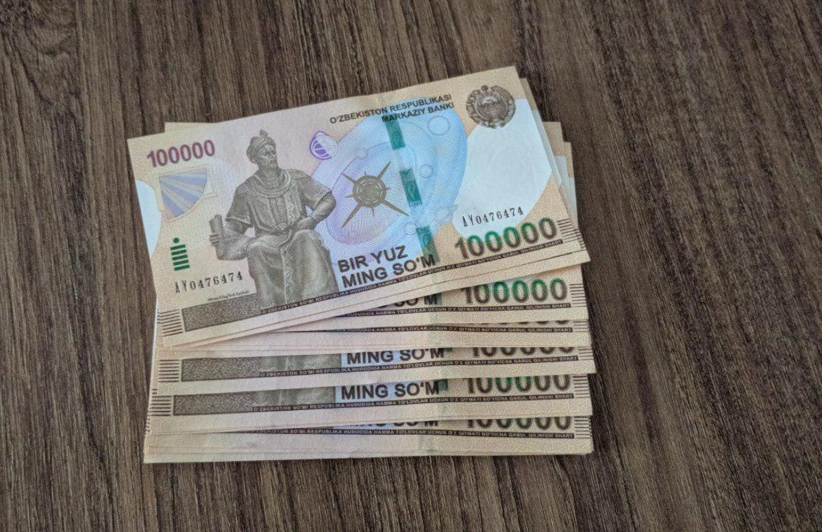 В Ташобласти задержали мужчин, которые сбыли более двухсот миллионов фальшивых сумов