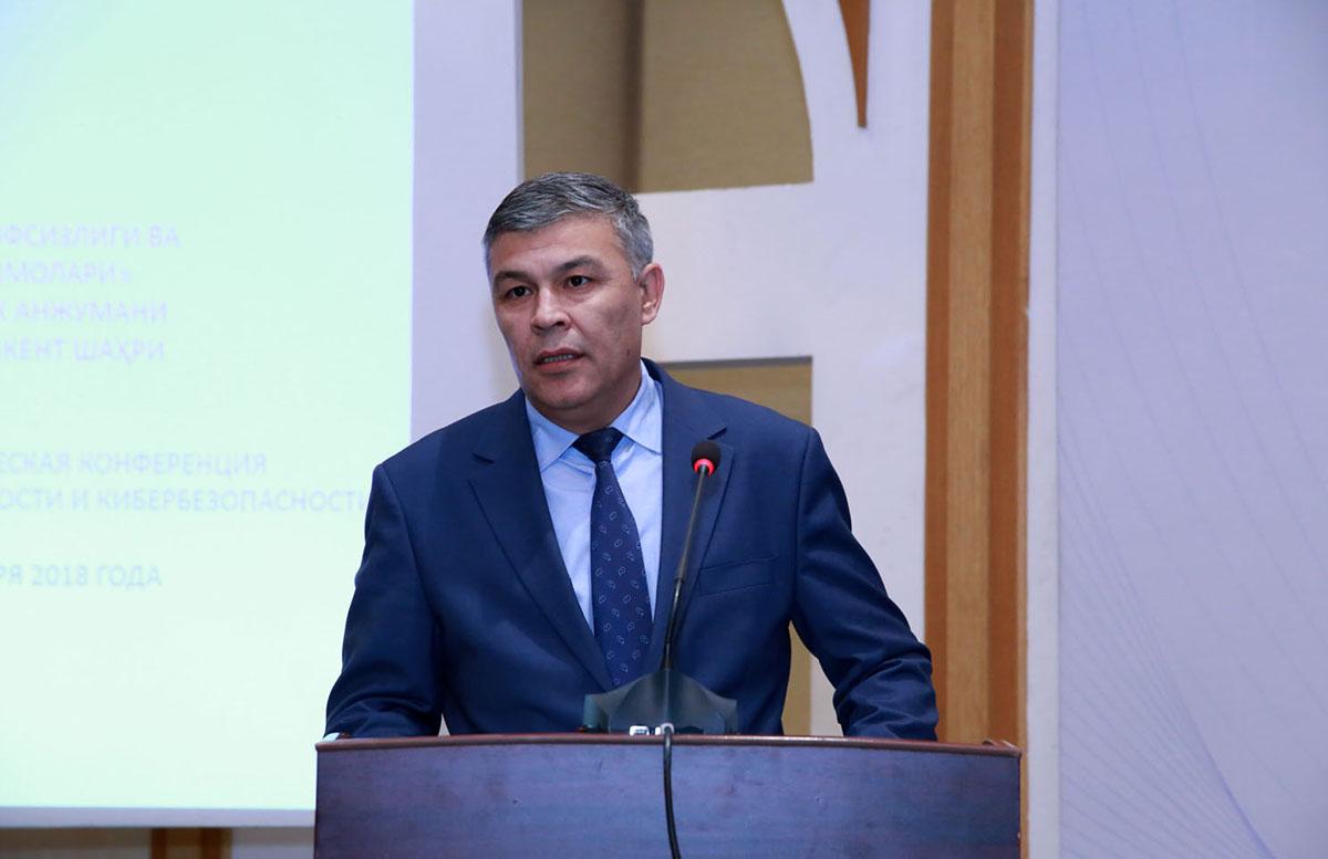 Замминистра по развитию ИТ и коммуникаций Бахромжон Олматов освобождён от своей должности