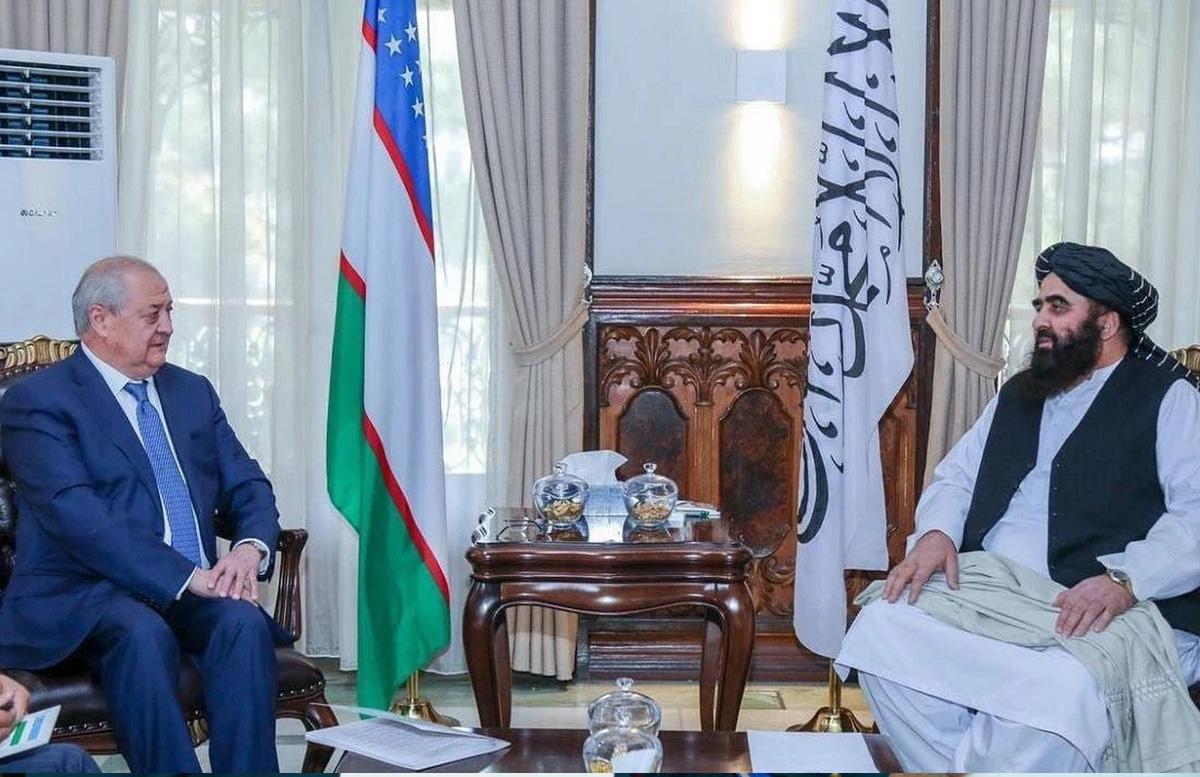 Абдулазиз Камилов провел переговоры с и.о. министра иностранных дел «Талибана»