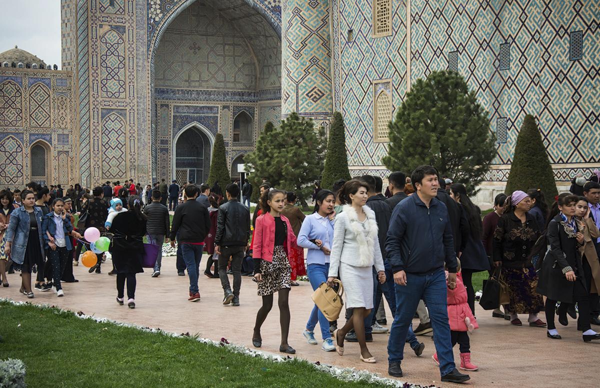 В Самаркандской области количество постоянного населения превысило четыре миллиона человек