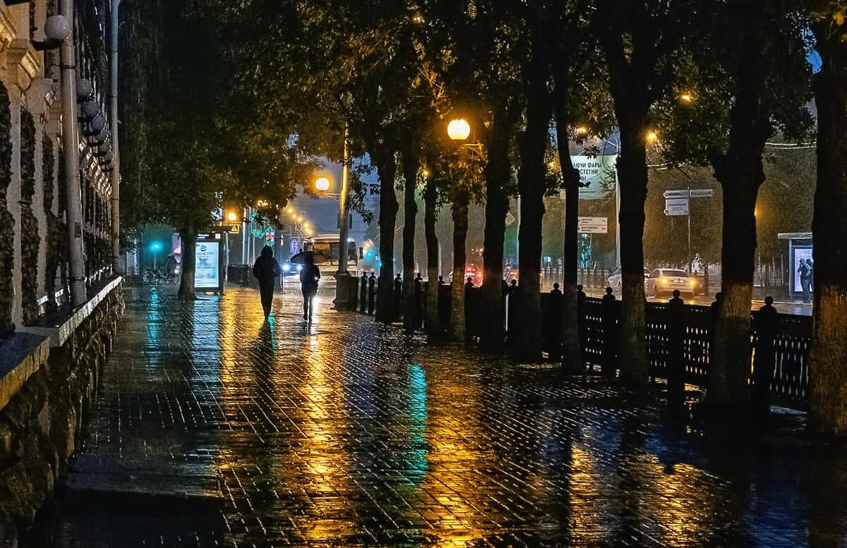 Узбекистанцам пообещали пониженную температуру на выходных
