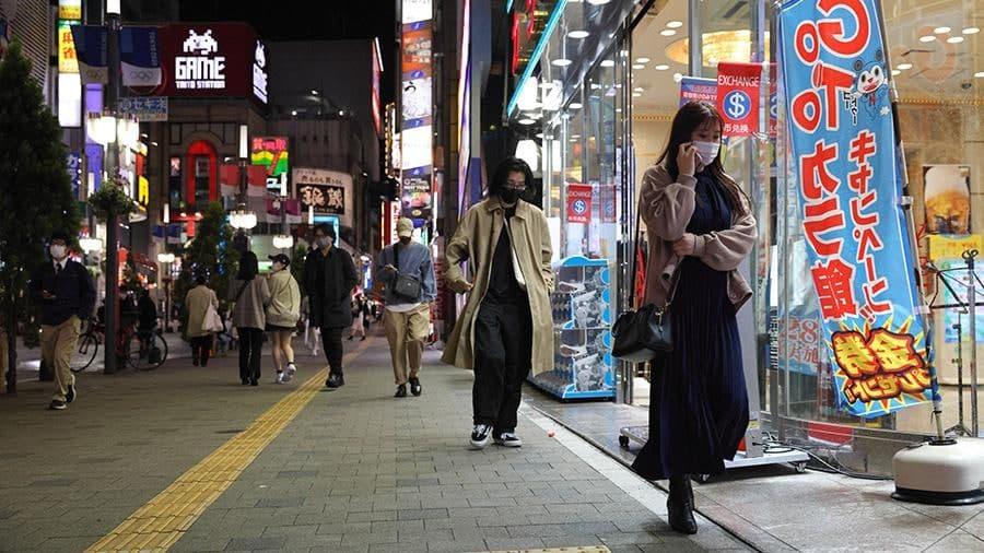 В Японии произошло сильное землетрясение — видео