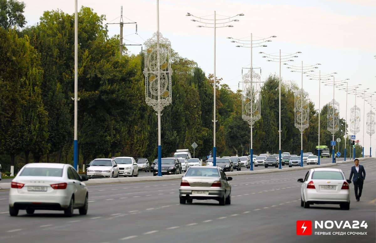В Ташкенте над снимавшим нарушения ПДД мужчиной устроили самосуд — видео