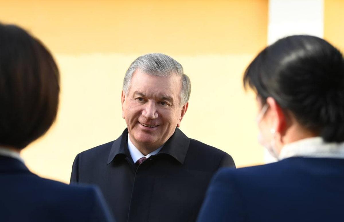 Результатов не будет пока мы не поднимем авторитет учителя, — Шавкат Мирзиёев