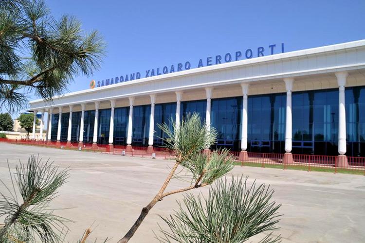 Международный аэропорт Самарканда временно закроют