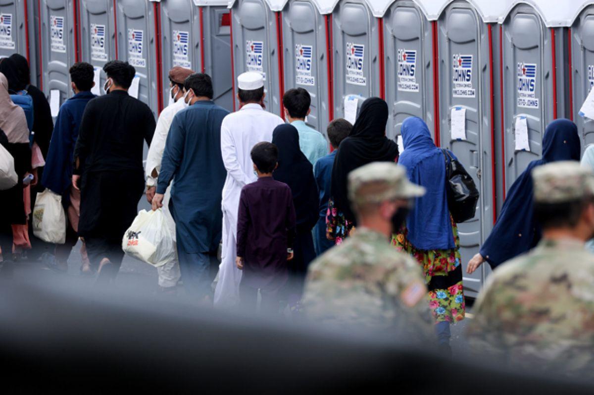 В ЕС призвали более серьезно относиться к угрозам, связанным с миграцией из Афганистана