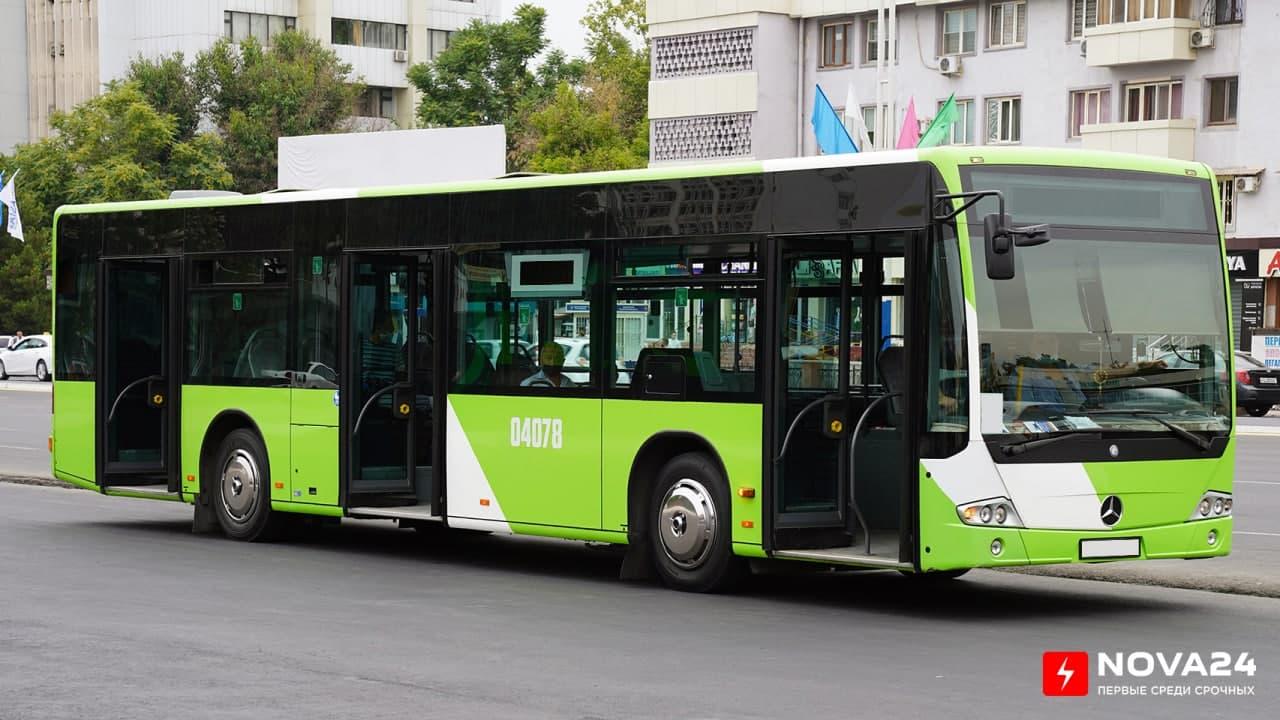 В Узбекистане организуют более 300 новых автобусных маршрутов